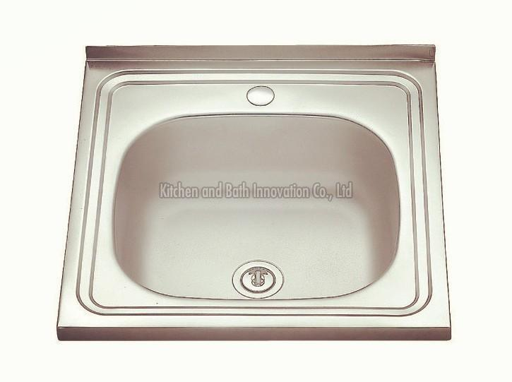 KBLS5050 Stainless Steel Lay on Sink