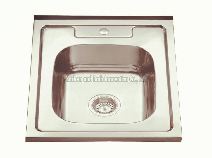 KBLS5060 Stainless Steel Lay on Sink