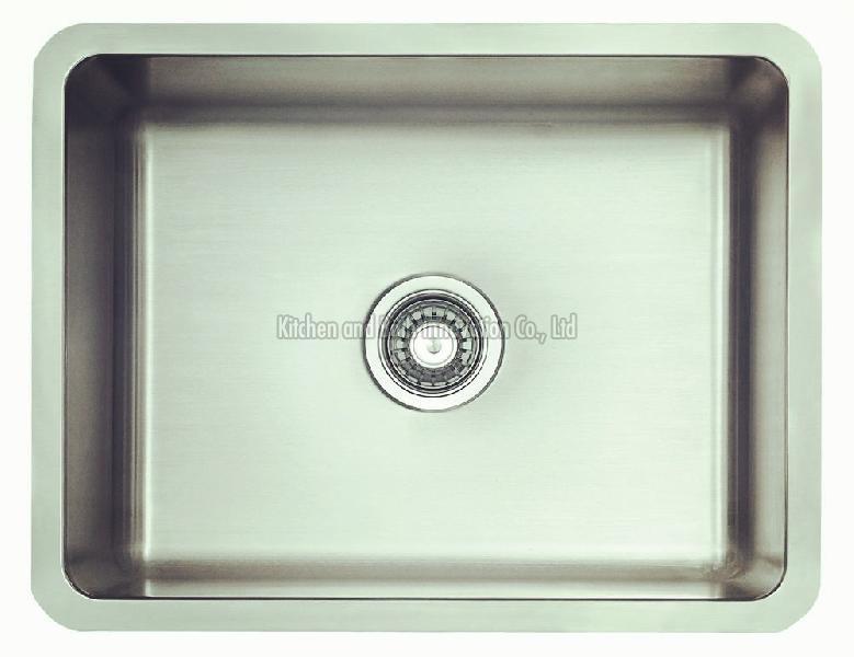 KBUS1917 Stainless Steel Undermount Single Bowl Sink