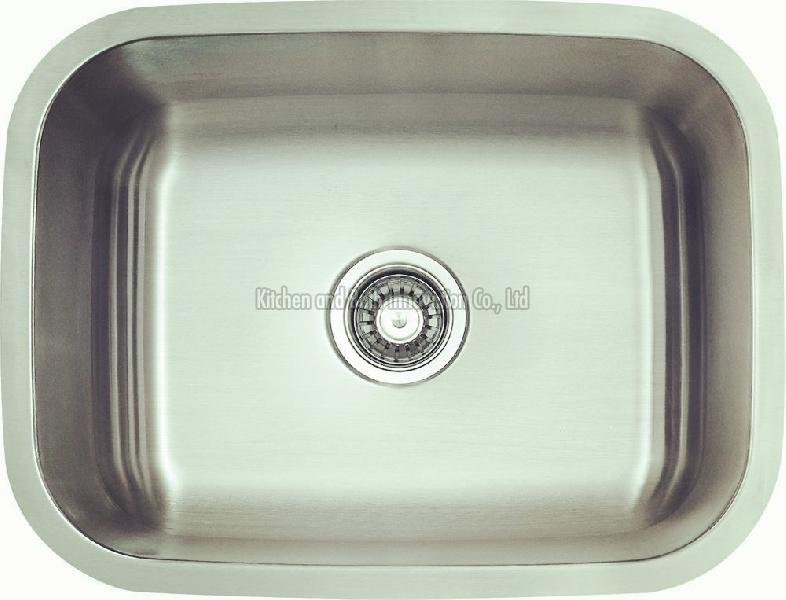 KBUS2016 Stainless Steel Undermount Single Bowl Sink