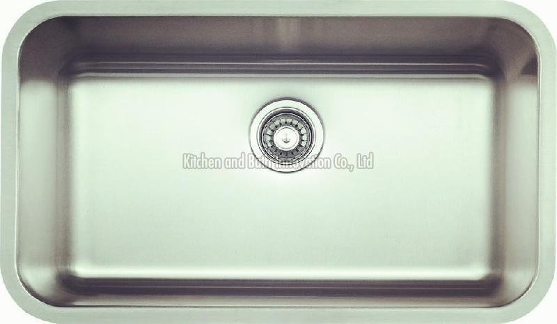 KBUS3018A Stainless Steel Undermount Bowl Sink