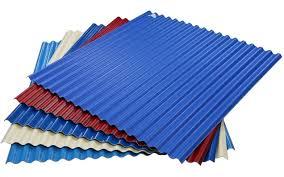 Galvanized Iron Corrugated Sheets