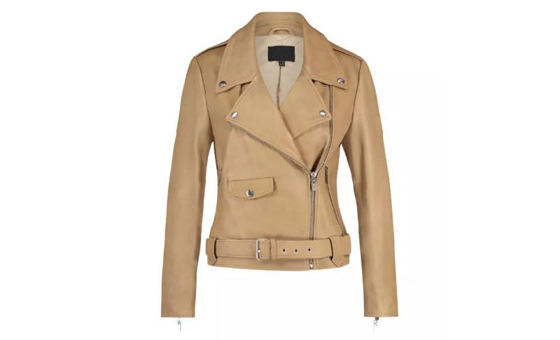 Ladies Cow Leather Jackets