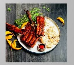 600g-900g Pre-Cooked Spice Spare Ribs 02