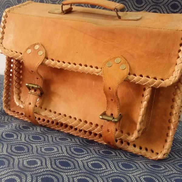 Leather Bullet Bag 02