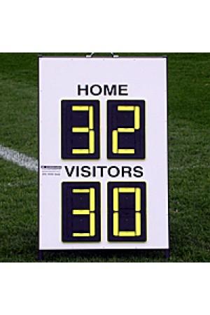4 Digit Gridiron A Frame Scoreboard