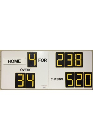 Cricket Self Supporting Scoreboard