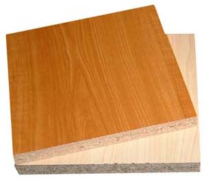 Pre Laminated Particle Boards 01