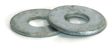 Hot Dip Galvanized Flat Washers