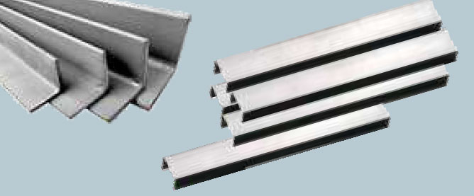 Stainless Steel Angles and Channels