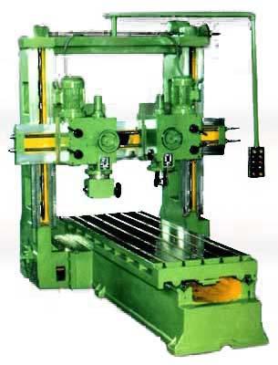 Plano Milling Machines