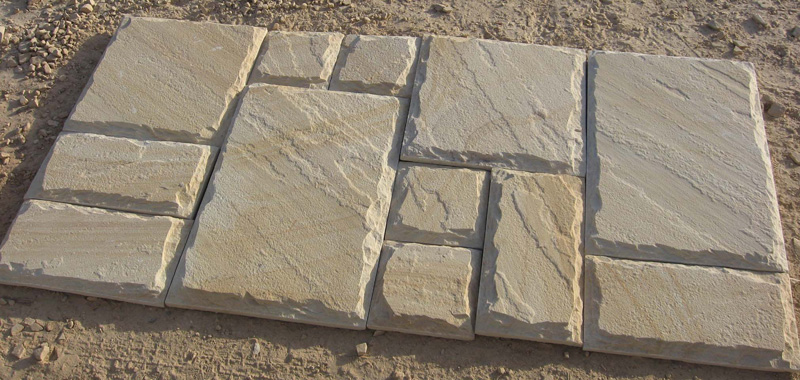 Dholpur Stone Elevation : Gwalior mint sandstone natural