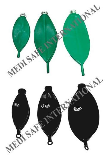 Anesthesia Rebreathing Bags
