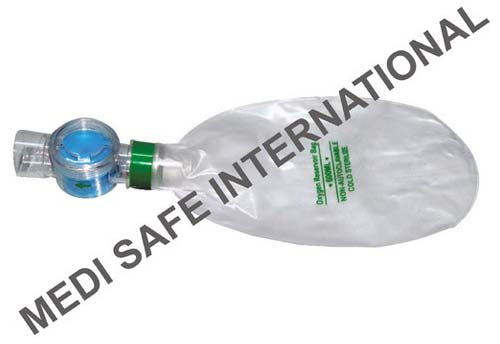 Oxygen Reservoir Bag
