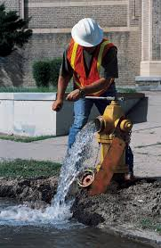 Water Distribution System Maintenance