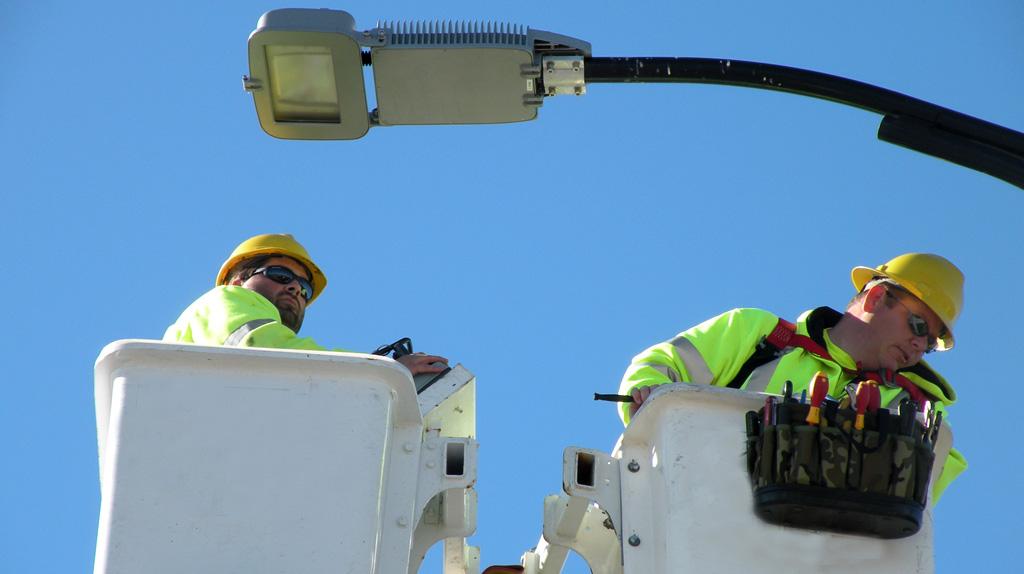 Street Light Maintenance Services