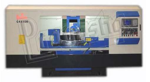 CNC Profile Grinding Machine