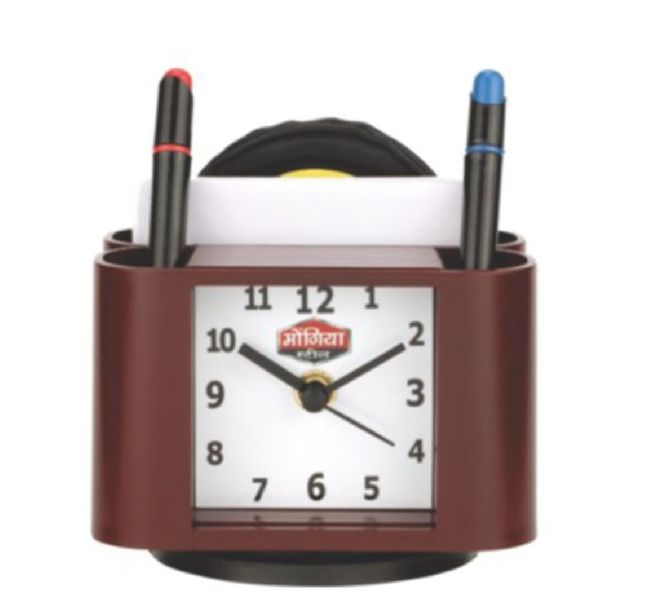 J 1   60 Designer Table Clock