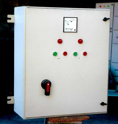 Motor starter panel motor starter control panel electrical for Motor starter control panel