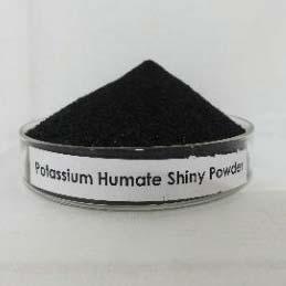 Potassium Humate Shiny Powder