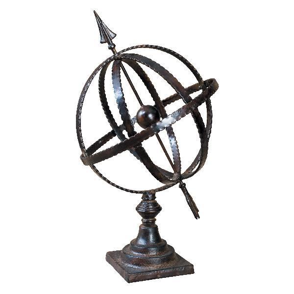 Aluminium Table Top Globe