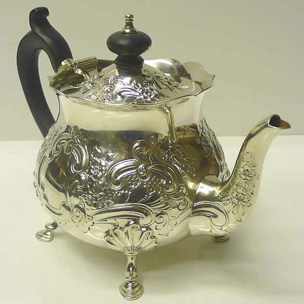 Brass Teapot 02