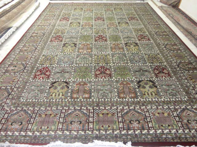 Hand Knotted Woolen Carpets Hand Knotted Wool Carpets