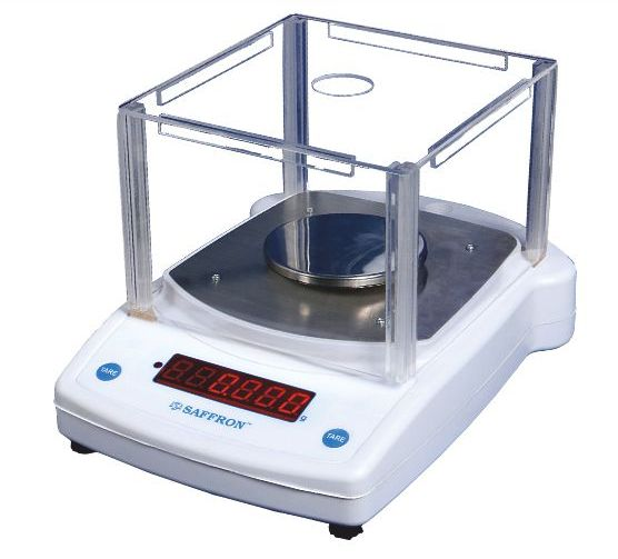 High Precision Laboratory Balances 01