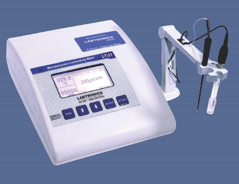 Microprocessor Conductivity Meter