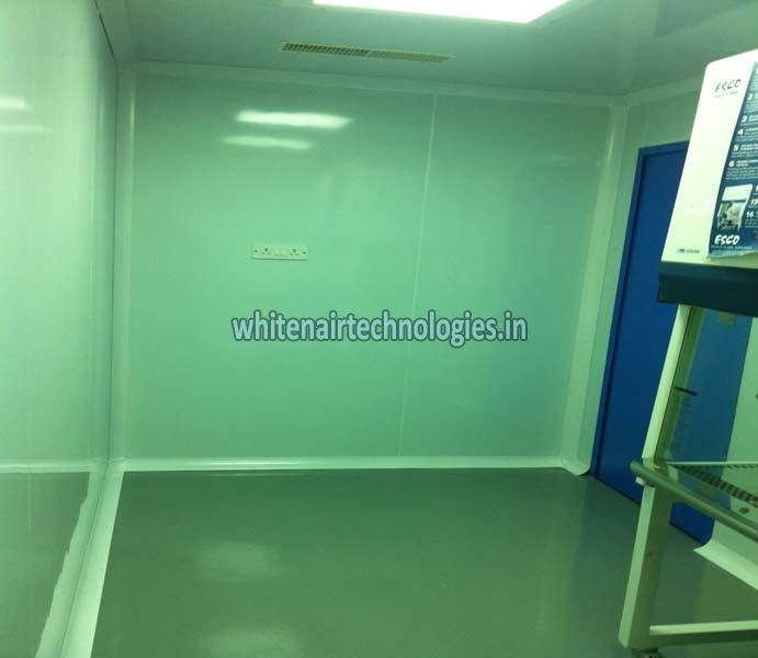 Cleanroom Partition System