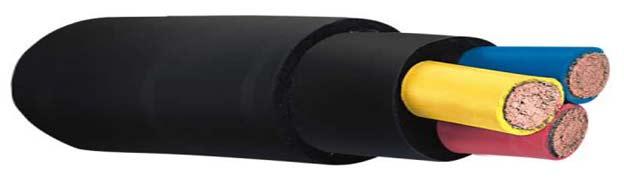 EPR Rubber Cables