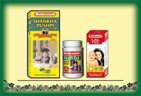 Ayurvedic Pediatric Medicines