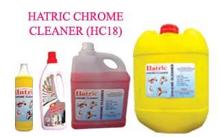 Hatric Chrome Cleaner