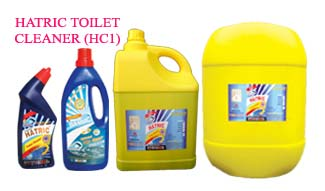Hatric Toilet Cleaner
