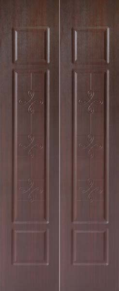 Double Panel Doors