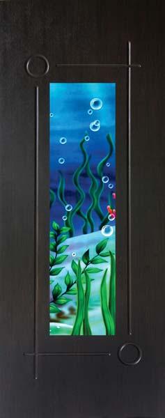Glass Membrane Doors