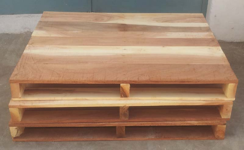 Wooden Base Type Pallet