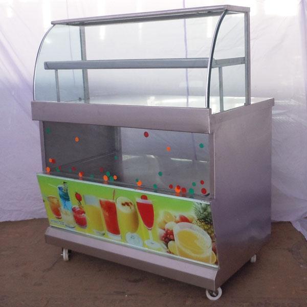 Juice Display Counter