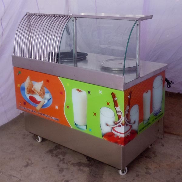 Lassi Counter