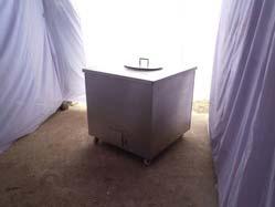Square Kitchen Tandoor