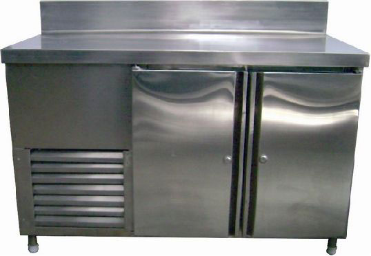 Table top freezer stainless steel table top freezer for Table top freezer