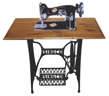 sewing machine stand