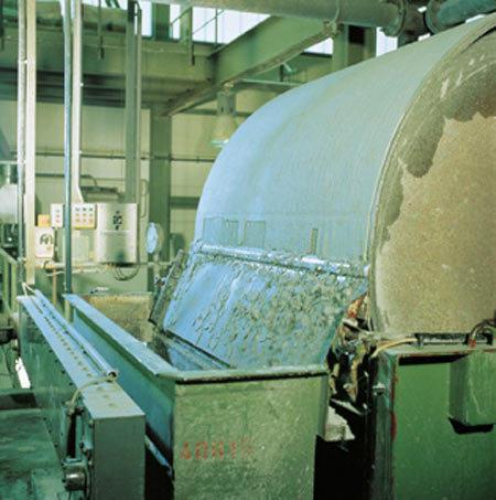 Rotary Vacuum Drum Filter Fabric 02