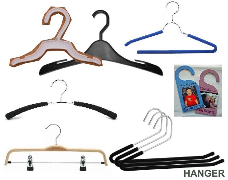 Plastic Hangers Manufacturer