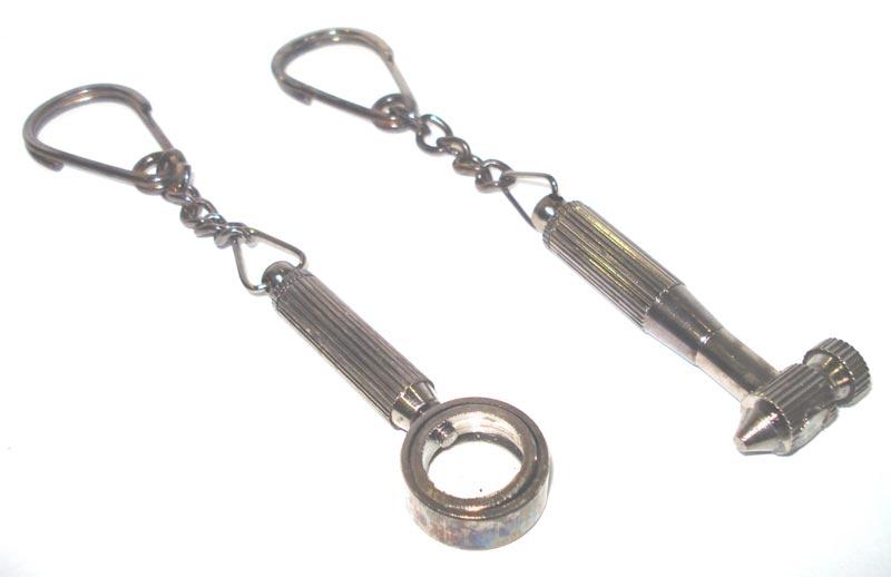 Metal Keychains 02