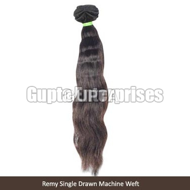 Remy Single Weft Hair