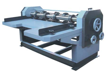 4 Bar Rotary Creasing Machine