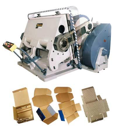 Platen Punching Press