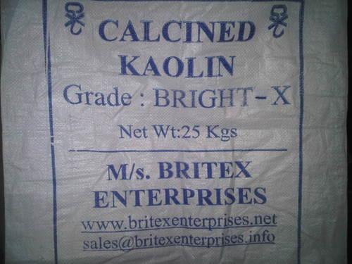 Calcined Kaolin