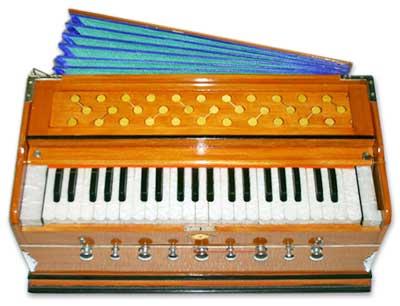 Teak Wood Harmonium Teakwood Harmonium High Quality
